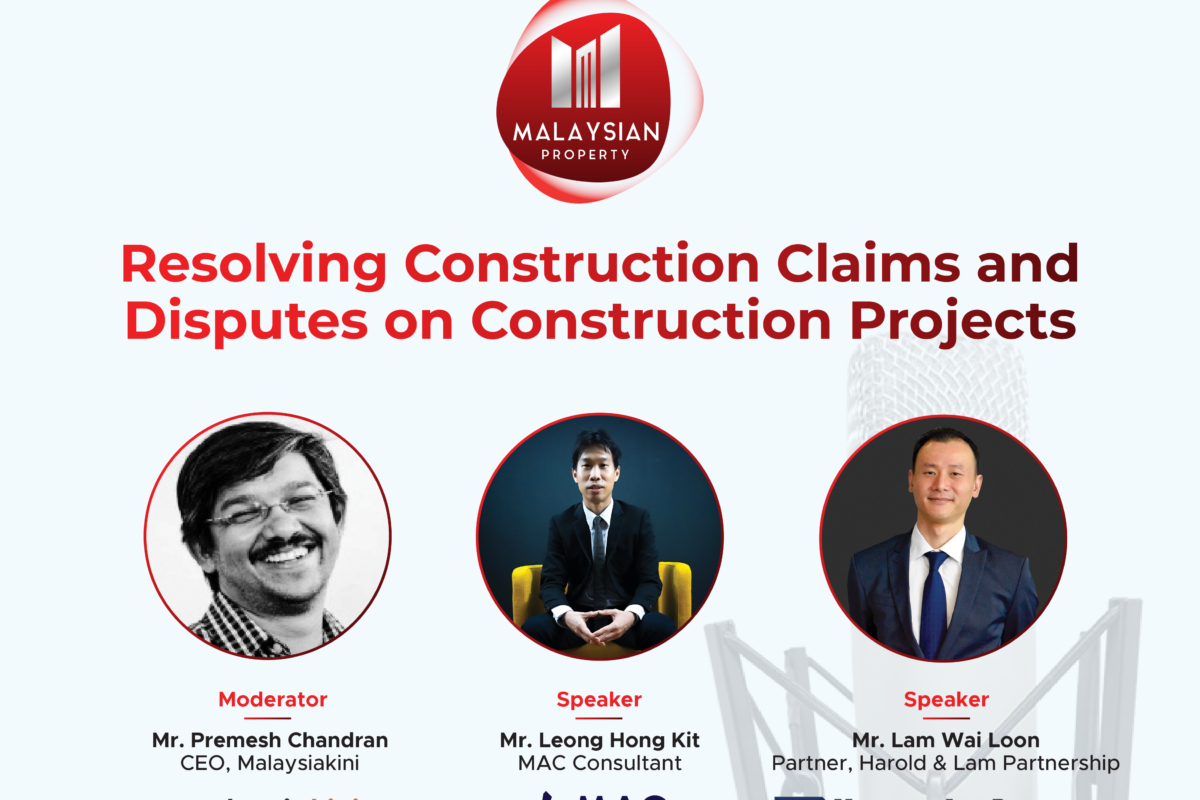 Malaysian Property Resolving Construction Claims and Disputes on Construction Projects Part 01 1