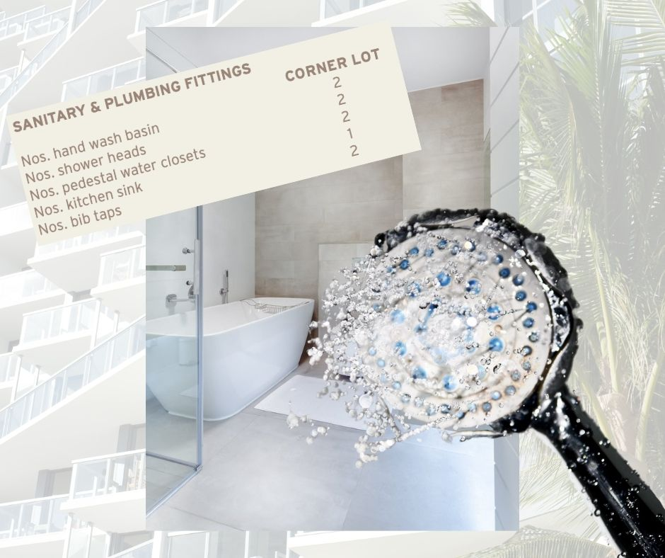Always check that all the fittings such as tub, sink and shower heads are not blocked and work well. Look for the Technical Specifications page in your SPA