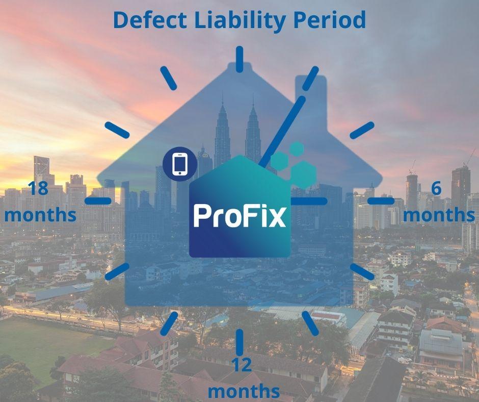 Clock ticking defect liability 1