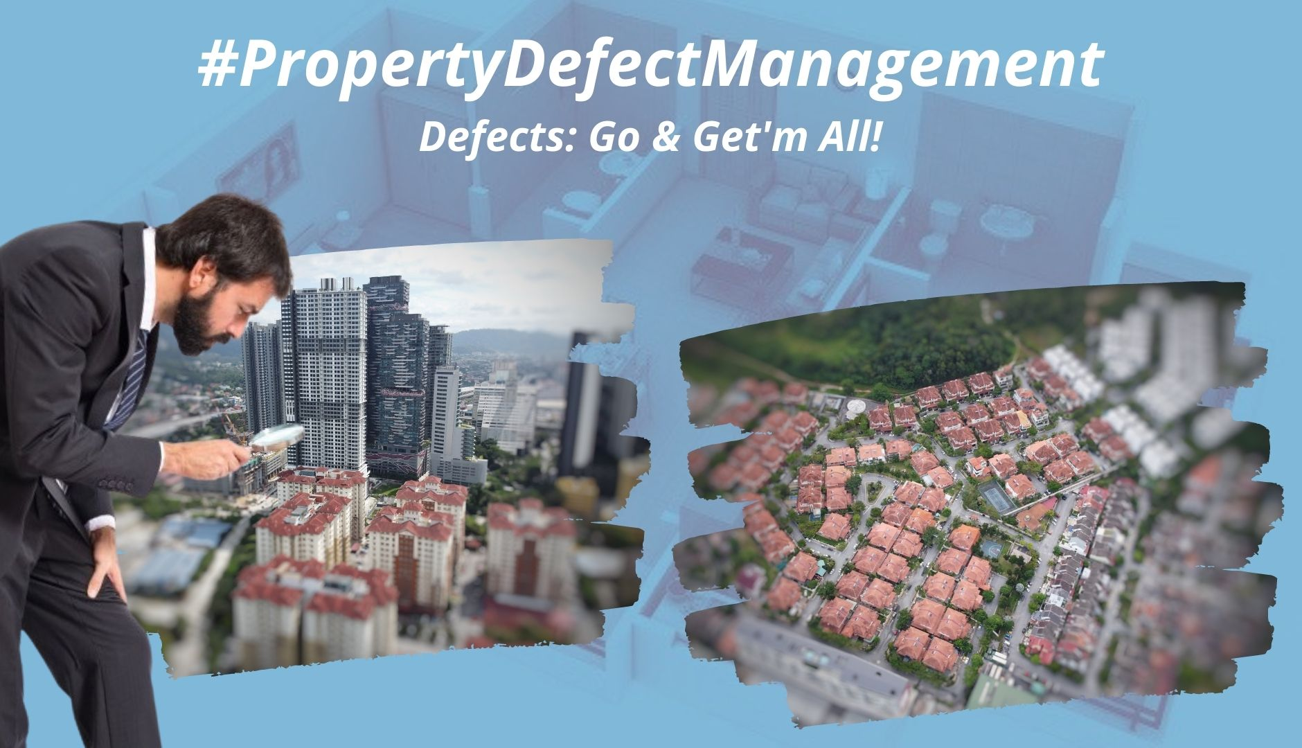 What are the most common defects when receiving the keys of a new house and how to manage them.