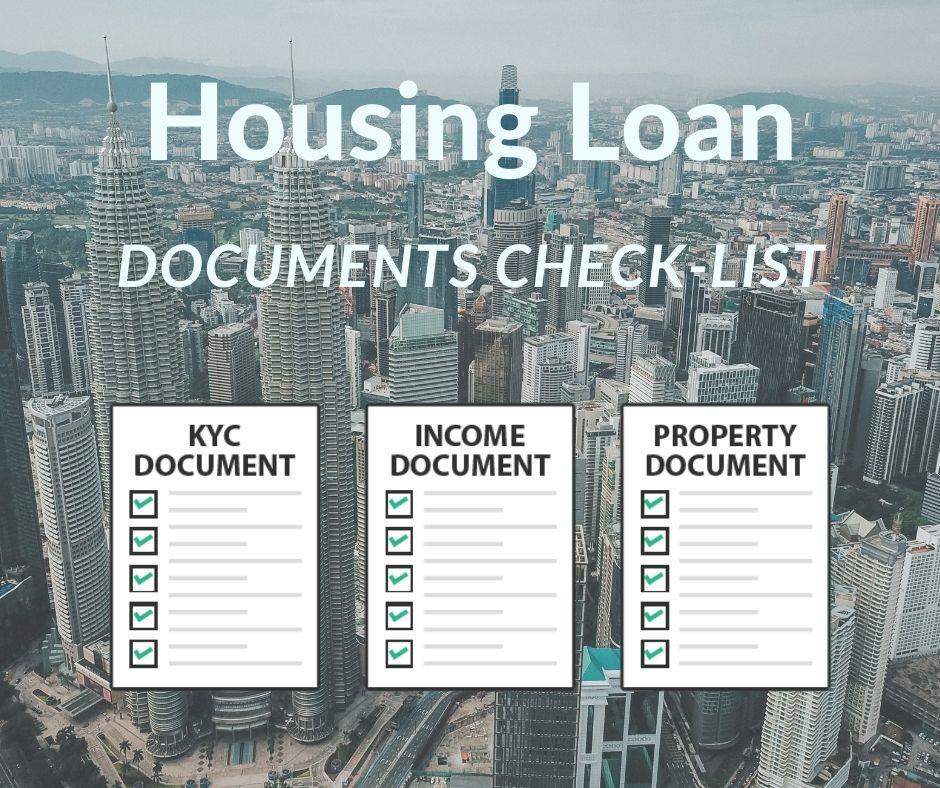 06 Mortgage docs checklist