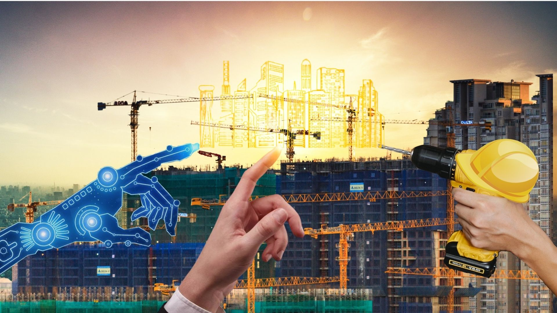In Construction Ai, Consultants and Contractor cooperation through good communication is vital to the end result!